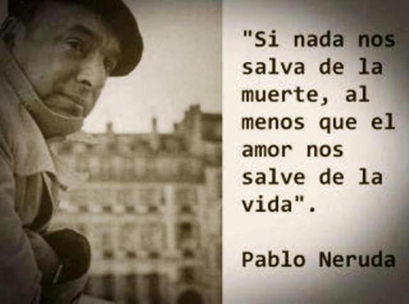 Feliz Cumpleaños Compañero Pablo Neruda Coordinadora Salvadoreña