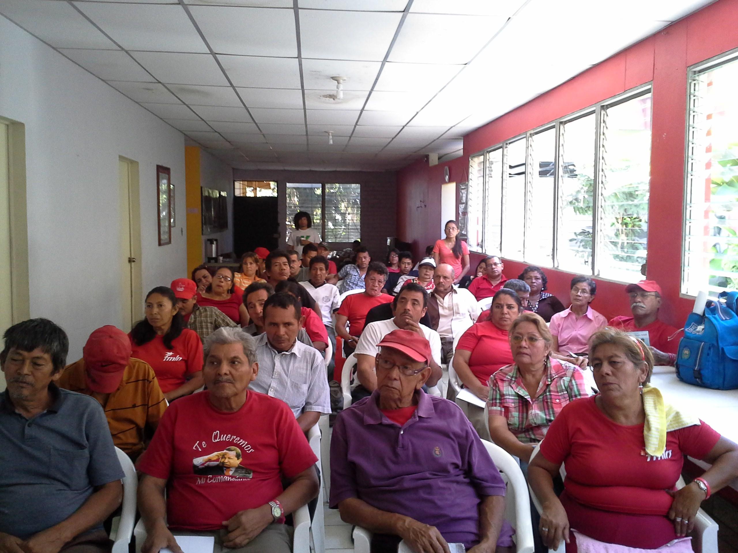 febrero | 2015 | Coordinadora salvadoreña de solidaridad por Cuba