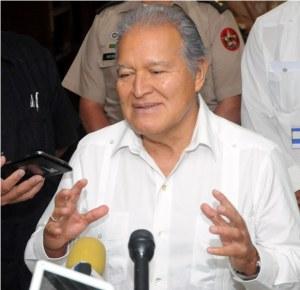 LA HABANA-CONCLUYE VISITA A CUBA PRESIDENTE DE EL SALVADOR
