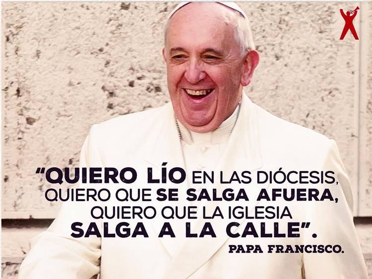 Frases Papa Franciscoclaima20150402011236 Coordinadora